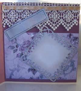 Lavender and Lace - inside