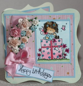 Girly birthday
