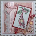 baby card + box