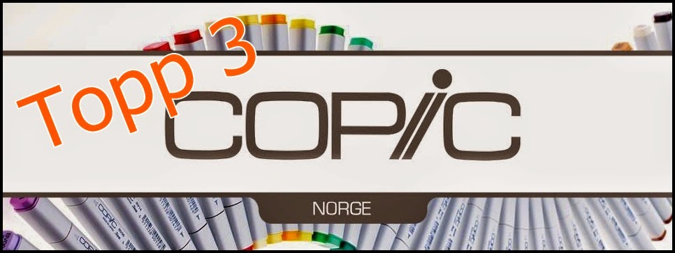Copic Norge banner